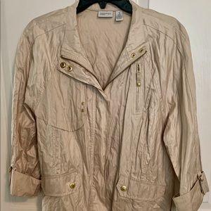 Chico's Zenergy Jacket Size 3